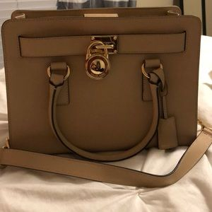 Blush Michael Kors Purse